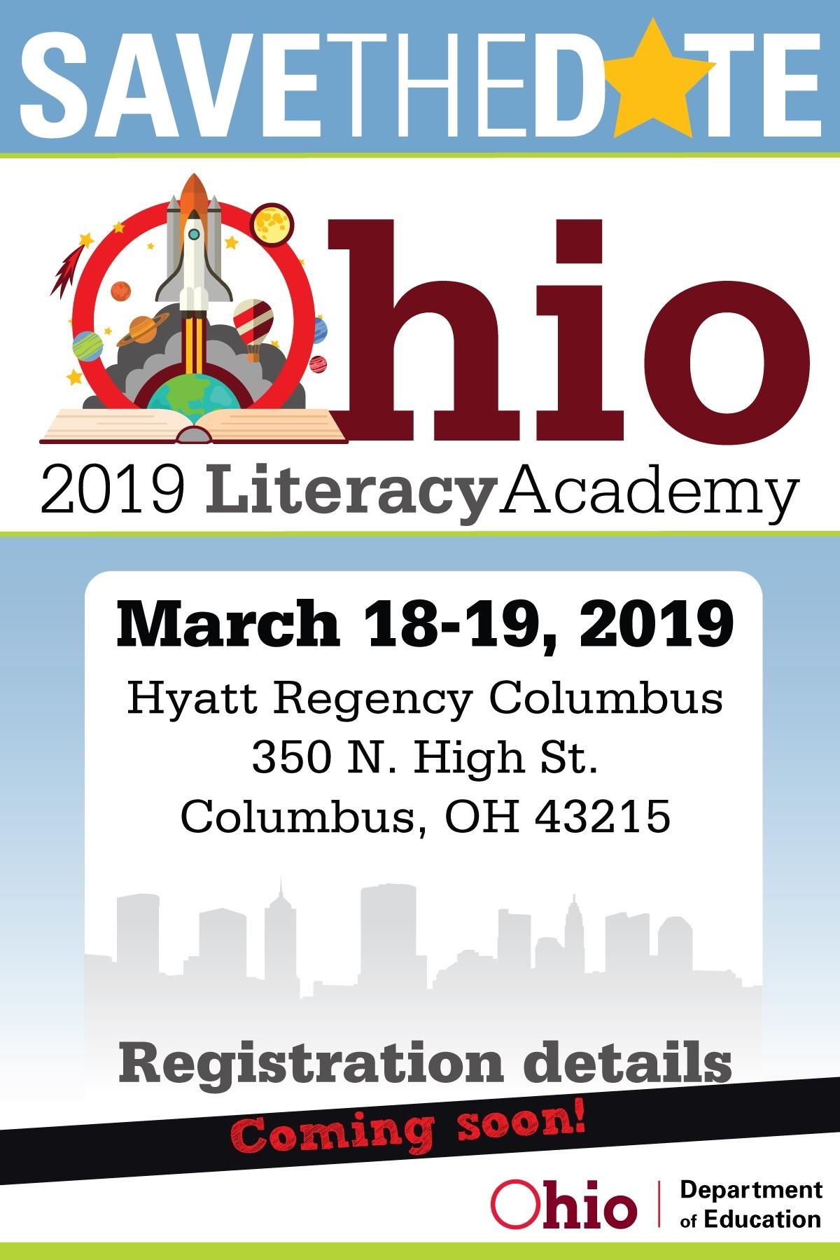 Literacy Academy 2019