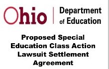 Special Education Class Action Lawsuit:  Update