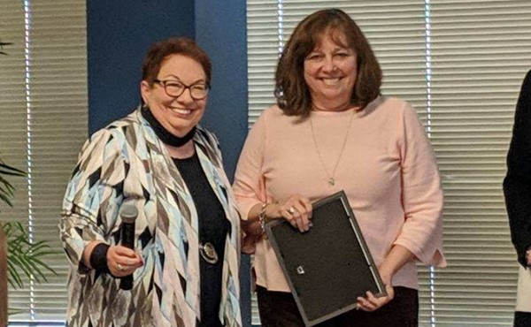 Deb Dennis named OAPSA's 2019 Recipient of Dr. John Opperman Outstanding Contribution Award